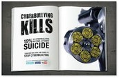 What can you do if someone you know is cyber bullying others