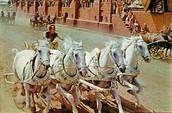 Chariot racing.