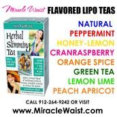 Lipo Tea's