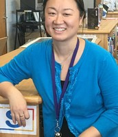 2016 Teacher of the Year-Congratulations Mrs. Joo!!