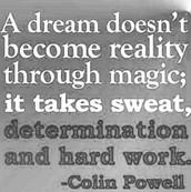 Hardworking and Motivation