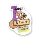 Spotlight on Habit 1:  BE PROACTIVE