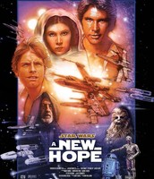 STAR WARS 4: A NEW HOPE