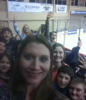 Everyone wants a selfie!
