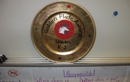 Golden Plate Award