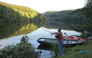 Je ne allerai pas a la pêche