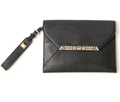 Avalon Clutch - black