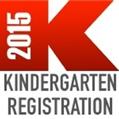 Come in for Kindergarten registration