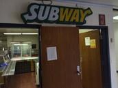 A restaurant at school?!