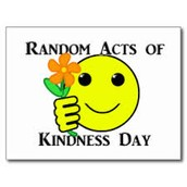 Random Act of Kindness Wednesday February 17th