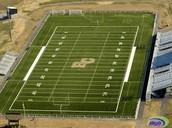 BCHS futbol americano field
