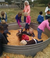 Kids in Corn