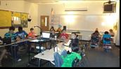 Mrs. Kimball's Math Class By Naomi and E. Freeman