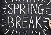 Friends, Fun, Spring Break