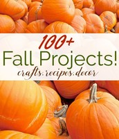 Great DIY Projects for Fall!