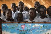 South Sudan duespues de education programa