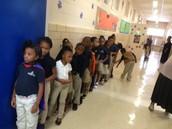 Empowered & Ready to Meet their Goals!