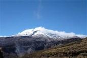 Nevado Del Riuz, Columbia