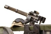New Gatling Gun