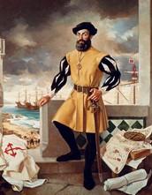 background of Magellan