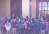 SMU 8th grade field trip was a HUGE success!