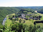 The Ardennes Mountains
