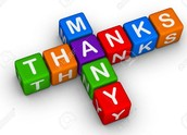 A BIG Thanks To...