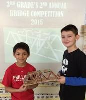 Winners: Rex E & William S