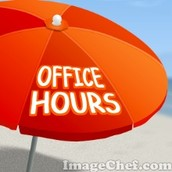 Come to Jan 7th Synchronous Office Hours