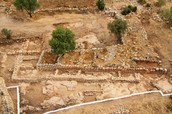 palace of king David that they unearthed