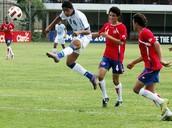 Costa Rican Soccer