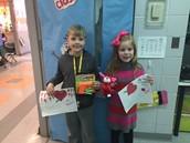Handwriting Contest Winners!
