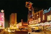 Las Vegas's history is pretty cool for being in the state of Nevada.