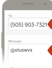 Receive Text or Email Reminders about Student Resources and Opportunities