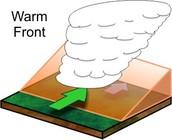 Warm Airmass