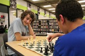 Chess Players Compete at Nationals