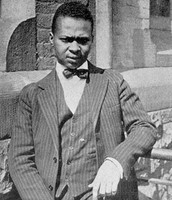 Countee as an adult