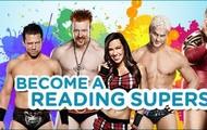 WWE Reading Challenge!