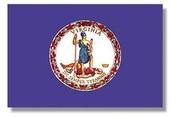 Virginia's flag