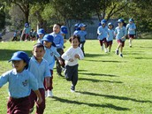 Kindigrandern, Year 1 and 2 Cross Country