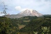 Las Montañas de Pico Duarte