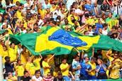 Brazil Loves Soccer!