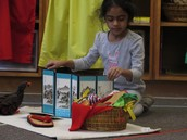 Asia Cultural Basket