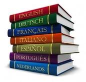 Books in Different Languages