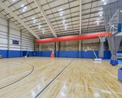Basketball Courts!