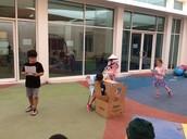 Performing Tiki Tiki Tembo