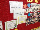 """Southeast Elementary Kindergarten """"Pushes and Pulls"""" Through Motion PBL"""