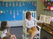 Thank you to our Mystery Reader