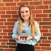 Congratulations Brooke Ransom