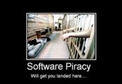Piracy is illegal don't do it!